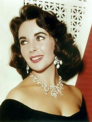 "Elizabeth Taylor circa 1959                                          ""Everything was handed to me - looks, fame, wealth, honour, love. I rarely had to fight for anything"" - Elizabeth Taylor"