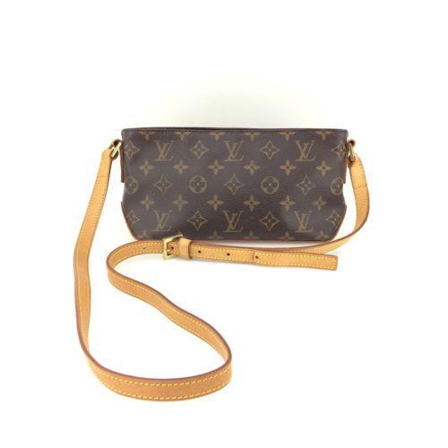 AUTH Louis Vuitton Monogram Canvas Leather Trotteur Shoulder Bag https://t.co/TJAtWL2yvC https://t.co/gj7AaNsg9c