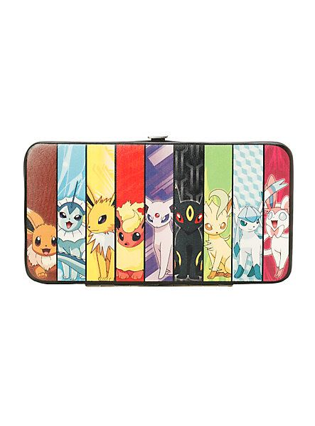 4EEVEE EVOLUTION HINGE WLLT | Hot Topic