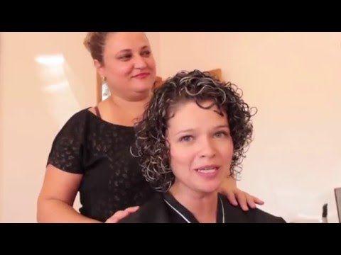 Aprenda a fazer um corte de cabelo curto em cabelos cacheados  #cabeloscacheados #cabeleireiros #cabeloscurtos