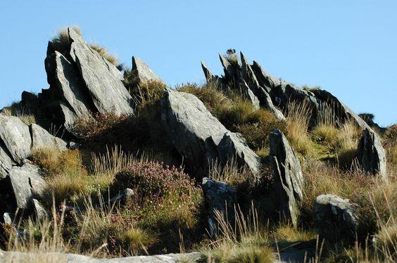 Monts d'Arrée - Roche au Feu