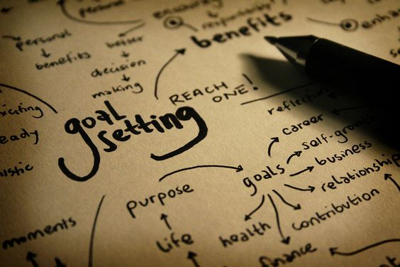 great tips for setting goals