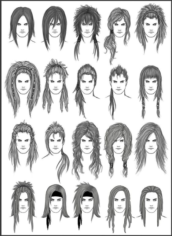 Image Result For More Hair For Men Feel Free To Use As Inspiration Or Reference Update