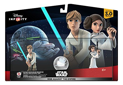 Disney Infinity 3.0 Edition: Star Wars Rise Against the Empire Play Set |