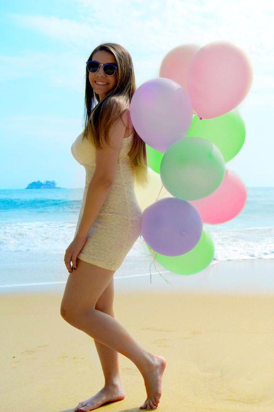 Ensaio de 15 anos com balões. Balões de 11 polegadas nas cores pastel. Créditos: Fotos e vídeos: Thais Camir Balões: Balão Cultura Modelo: Thainá  #Qualatex #balaocultura #balãocultura #ensaiofotografico