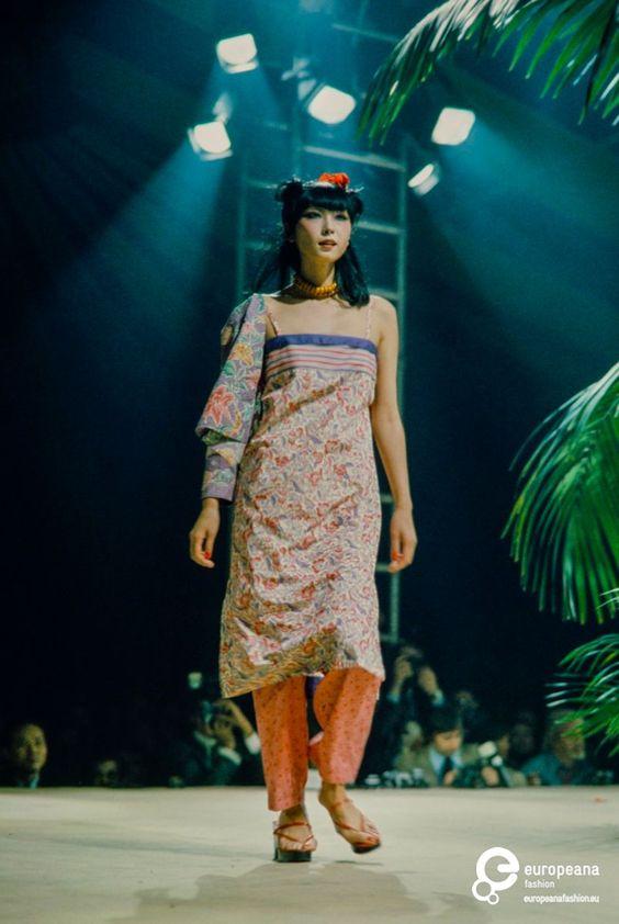 Fashion show Kenzo on www.europeanafashion.eu