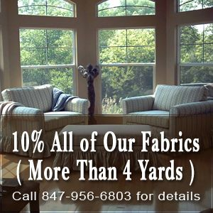Antique - Arlington Heights, IL - Custom Upholstery By Joe Inc - 10% All of Our Fabrics   ( More Than 4 Yards )  Call 847-956-6803 for details