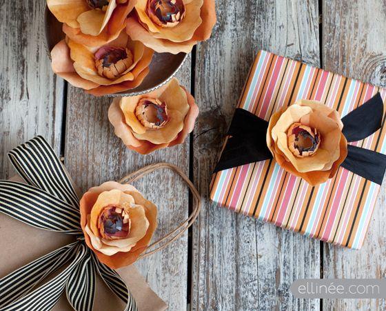 DIY纸花的剪法 水彩纸花朵手工教程-DIY-东北网生活