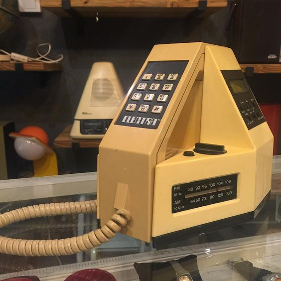 ELECTRA Phone System.
