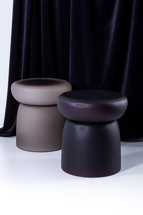 Larevuedudesign Delight Tables Designer Sebastian Herkner Pulpo Crystal Stellar Mo18 Mobilier Design 01 Verre Depoli Maison De The Design