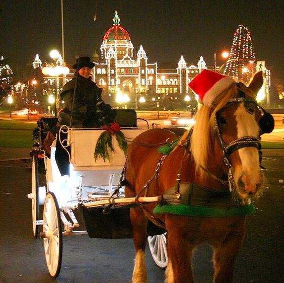 VICTORIA CANADA CHRISTMAS 2012