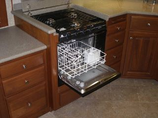 Remove Stove With Oven Add Dishwasher And Cooktop I