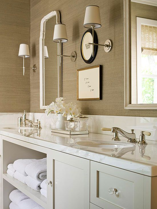 Master Bathroom Wall Sconces : Pinterest The world s catalog of ideas