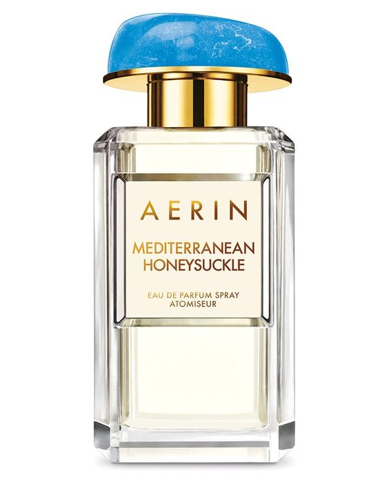 Aerin Lauder Mediterranean Honeysuckle ~ New Fragrances: