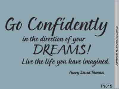 One of my favorite #quotes ~Henry David Thoreau