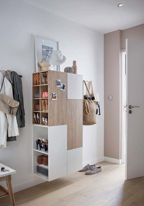 Rangements entr e http www m - Idee amenagement entree appartement ...