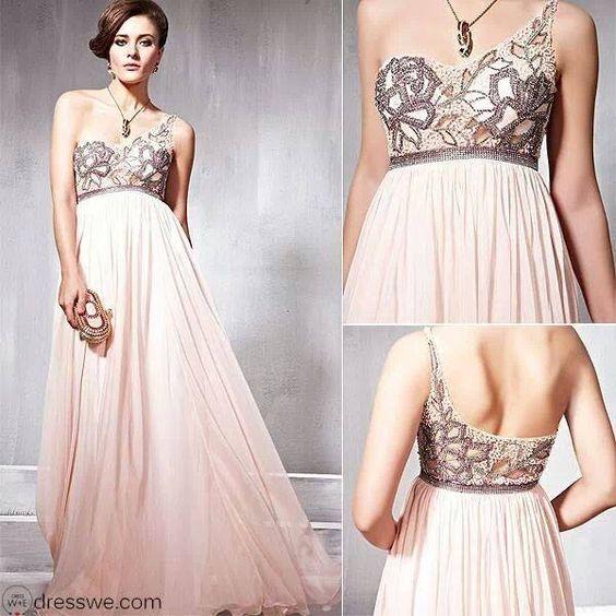 Vestido color rosa palo dresses pinterest colors - Color rosa palo ...