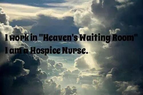 Hospice nurse for 7yrs but nursing for 47 yrs Loved every minute.