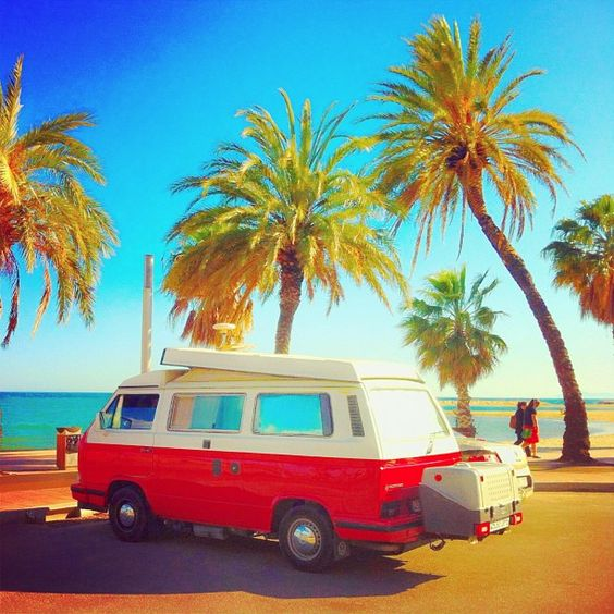 Vintage holidays in Costa Daurada (Cambrils). Who want to comes?