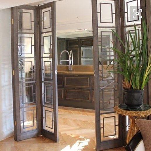 Internal Doors Don T Have To Be Ordinary Credit Birgit Israel Design Interiordesign Interiorstyling Luxuryin Joinery Design House Internal Doors