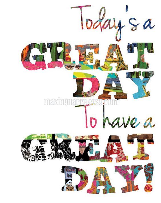Resultado de imagen para great day to you