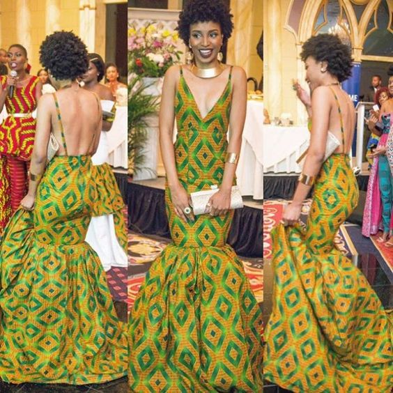 It's Another Weekend Special! Eye-Popping Ankara Styles - Wedding Digest Naija