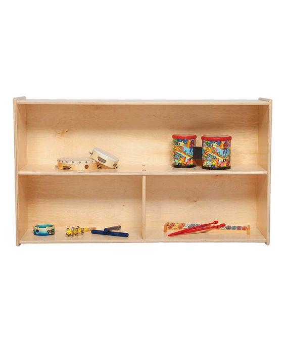 Another great find on #zulily! Contender™ Versatile Single Storage Unit by Wood Designs #zulilyfinds