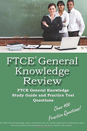 FTCE/FELE Test Information Guides