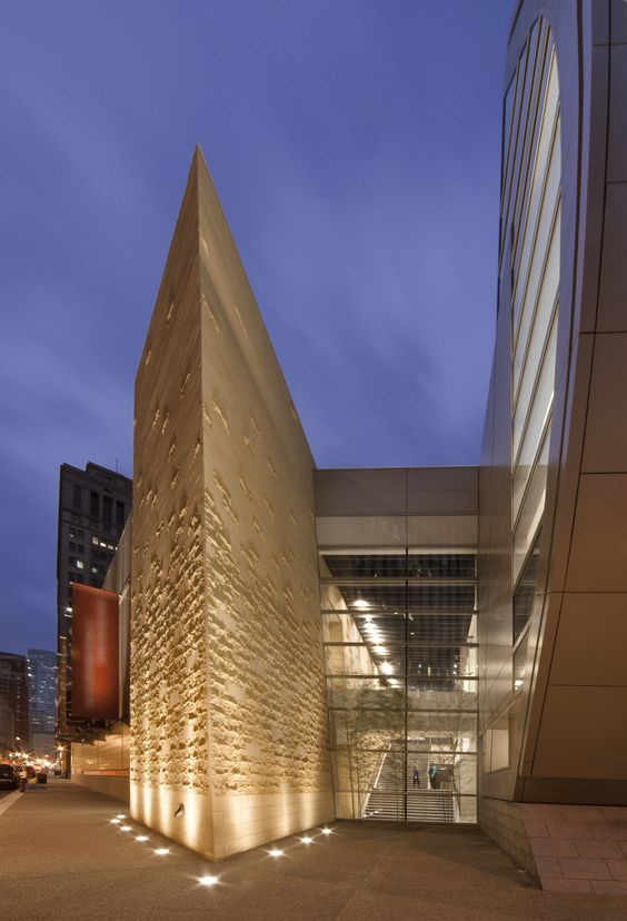 Gallery of August Wilson Center for African American Culture / Perkins+Will - 4