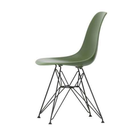 Eames Plastic Side Chair Stuhl Dsr Mit Kunststoffgleitern 2020 Eames Eames Stuhl Vitra Stuhl