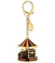 LV carousel bag charm