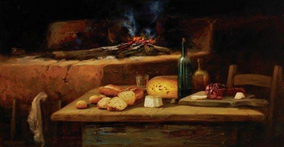 Rui de Paula Mesa de cozinha - ost 2012 - 80 x 150