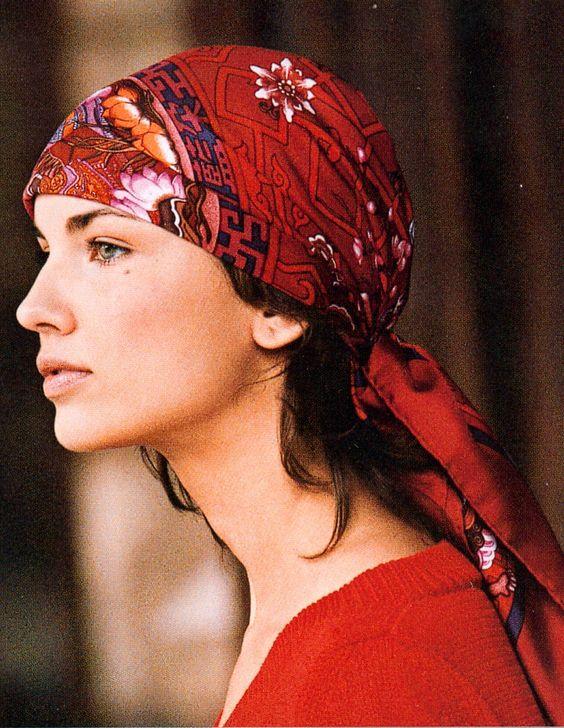 Headscarf<3