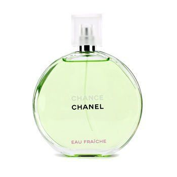 [Paris fragrance] CHANCE EAU FRAICHE EAU DE TOILETTE SPRAY FOR WOMEN 1.7 Oz / 50 ml new In Box