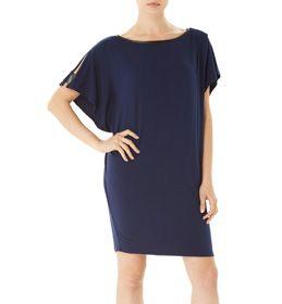 Michael Stars: Modal Jersey Asymmetrical Dress #usamade