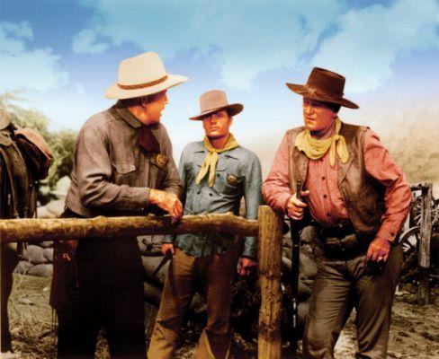 John Wayne Wallpapers Images Photos Western Movies John Wayne Wayne