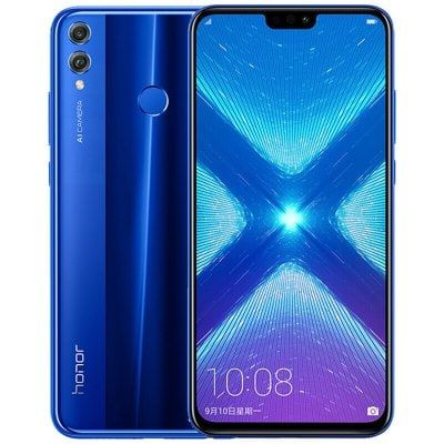 Huawei Honor 8x 4g Smartphone English And Chinese Version Smartphone Dual Sim Phone Plans