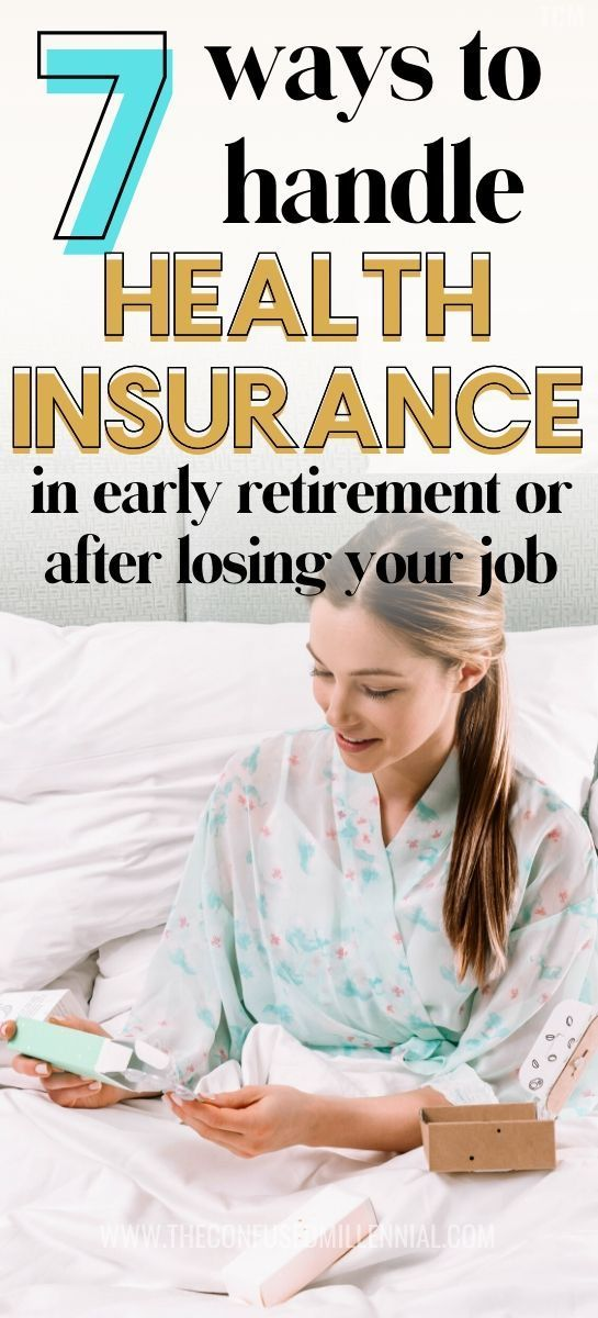Health Insurance Without A Job