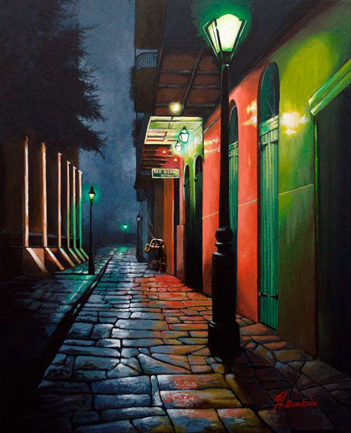 Pirates Alley in the French Quarter | Favorite Places ...