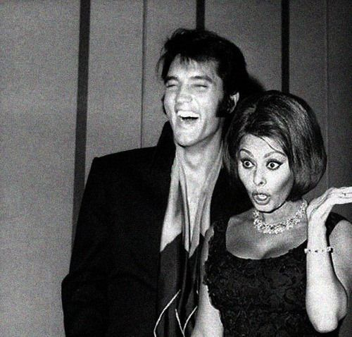 how did elvis and priscilla meet