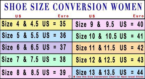 us women's 9 in european size off 58