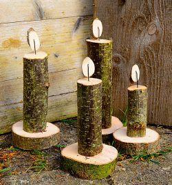 Holzfiguren f r herbst und winter basteln pinterest for Basteln holz weihnachten kostenlos