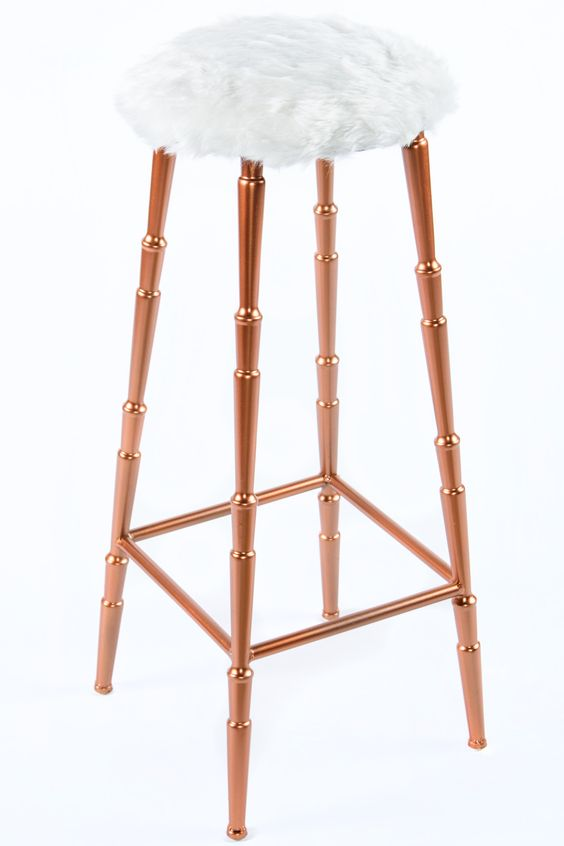 B50286-Gigi Bar Stool: