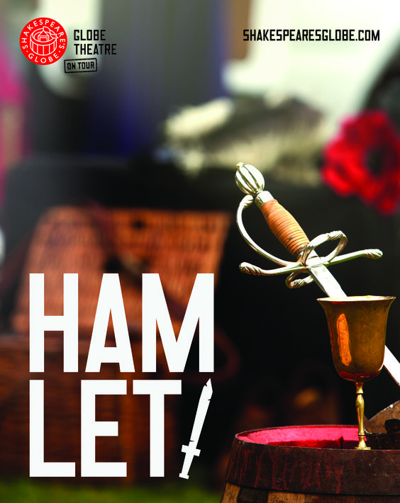 Hamlet, Globe Theatre on tour