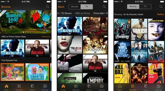 Amazon Instant Video App Gets New Playback Controls, Streams Select First Episodes for Free - http://iClarified.com/41815 - The Amazon Instant Video app has been updated with new playback controls and now streams the first episode of select TV shows for free.