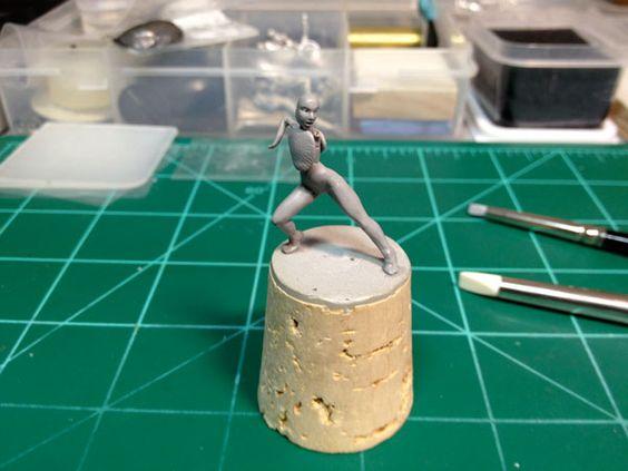 Patrick Keith: Sculpting - Anatomy