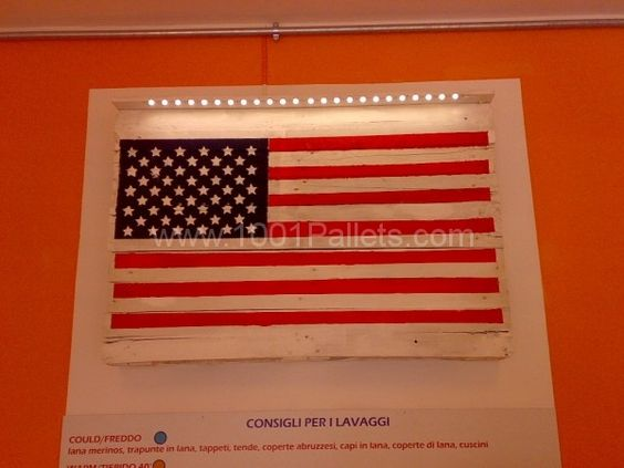 010120061067 Copia 600x450 Pallet flags in pallet wall pallet message canvas  with pallet flag Flag