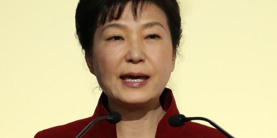 박 대통령, 세계 최고 수준의 '온실가스 감축' 목표를 제시하다(사진)