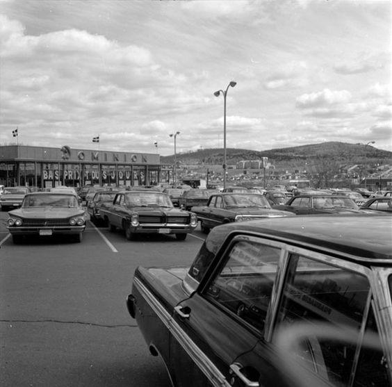 Centre d'achat King  1970