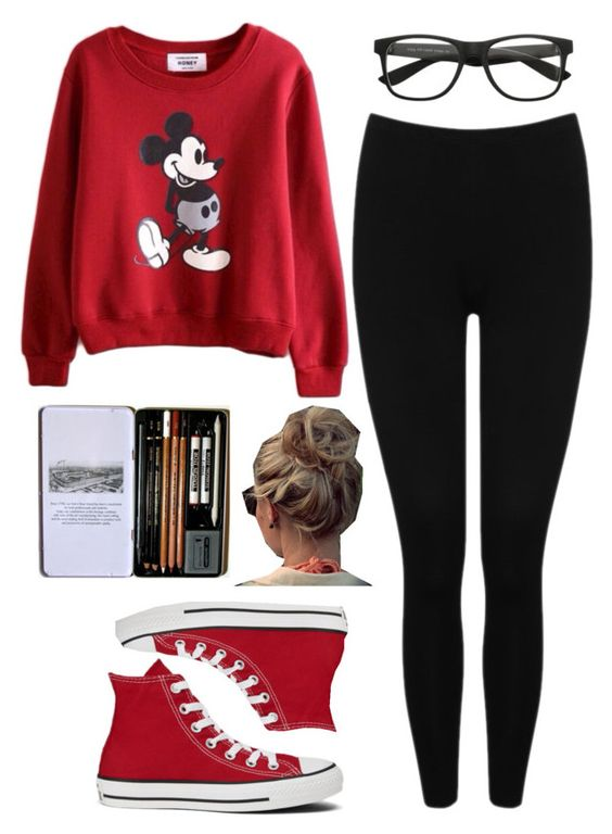 """Draw"" by the-little-smile on Polyvore"